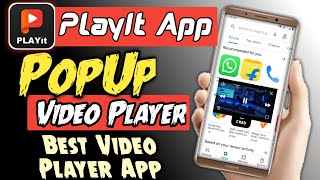 PLAYit - A New All-in-One Video Player   Playit App Review in Hindi   Best Video Player for Android screenshot 2