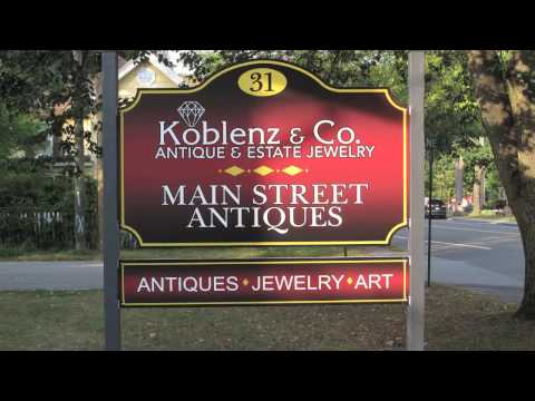 Koblenz & Co / Main Street Antiques - Kent Connecticut 2017