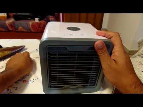 arctic air personal air cooling (greek)