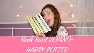 Book haul VERANO + HARRY POTTER
