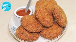 এই ঈদে বানিয়ে নিন মজাদার কাবাব | Yummy Chicken Kabab Recipe | Shirin's Kitchen
