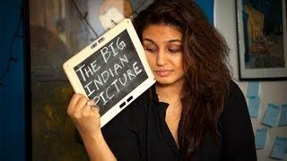 Huma Qureshi -- The TBIP Tête-à-Tête