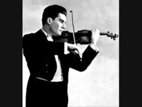 Sibelius - Violin concerto - Ferras / Cleveland / Szell live