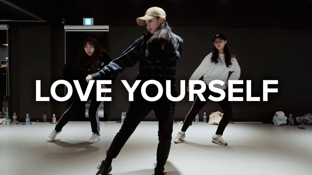 Love Yourself - Justin Bieber / Beginner's Class