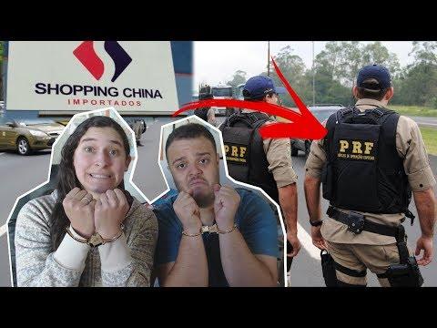 Quase fomos presos?? Viajamos para o Paraguay e olha no que deu