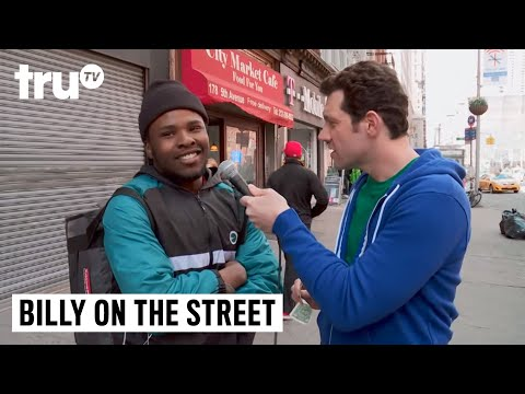 Billy on the Street - For a Dollar: Am I Sexy?