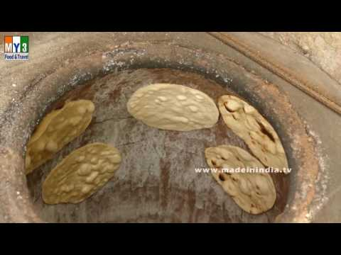 Making of Tandoori Roti | DELHI STREET FOODS | INDIAN STREET FOODS |