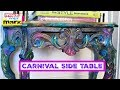 Carnival Side Table