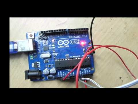 how to make a simple accelerometer