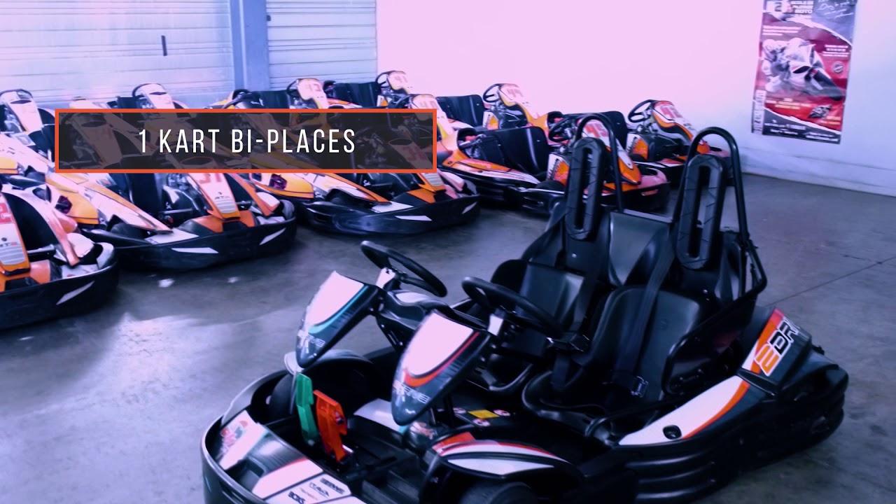 Présentation des karts | Sarron Circuit