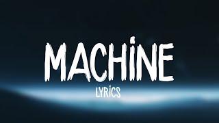 Imagine Dragons - Machine (Lyrics) Video