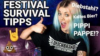 Baixar Festival SURVIVAL Tipps Teil 2 + Deichbrand Ankündigung || Schruppert