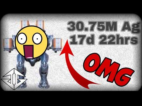 Tiempo y Plata para conseguir un Robot o una Arma desde cero con el *Nuevo Taller 2.0* | War Robots.