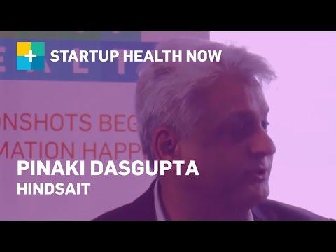 Using Artificial Intelligence to Transform Health - Pinaki Dasgupta, Hindsait: NOW #91
