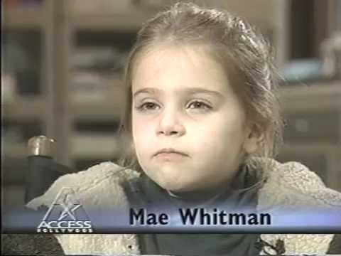 mae whitman in treatment