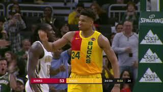 Atlanta Hawks vs Milwaukee Bucks | April 7, 2019