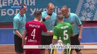 Фінал чотирьох Кубку України. Сюжет TV5