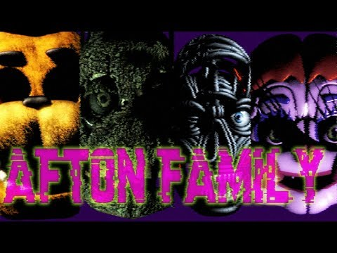 [SFM FNaF] Afton Family : KryFuZe (Russell Sapphire Remix)