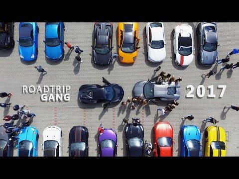 ROADTRIP 2K17 | ROADTRIPGANGCZ | FIRST CZECH ROADTRIP