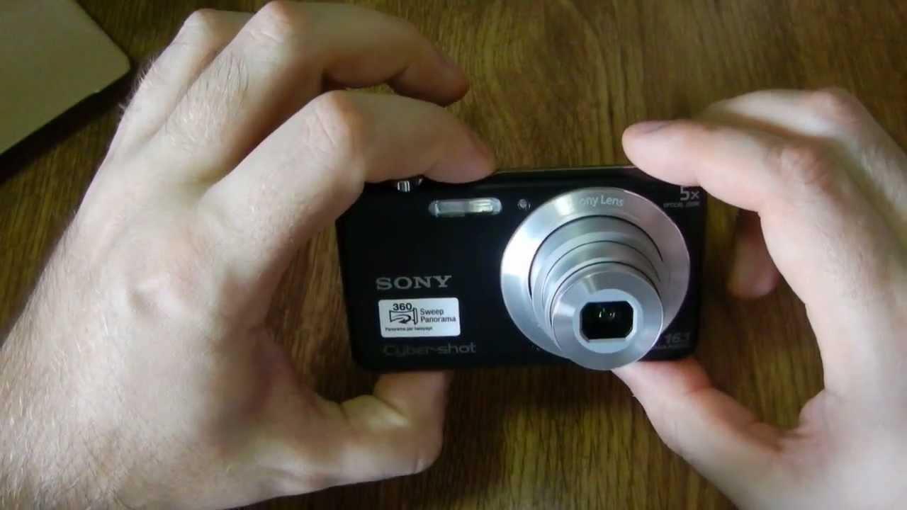 фотоаппарат сони steadyshot инструкция