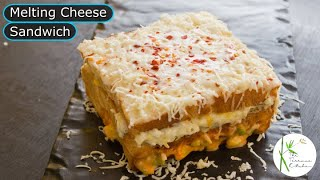Triple Layer Melting Cheese Sa…