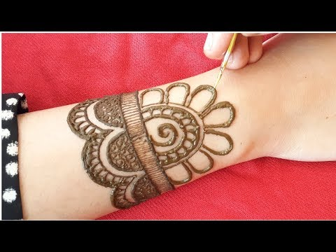 New Latest Arabic Mehndi Design For Full Hand   मेहँदी डिजाईन   mehendi   Latest Mehndi Designs