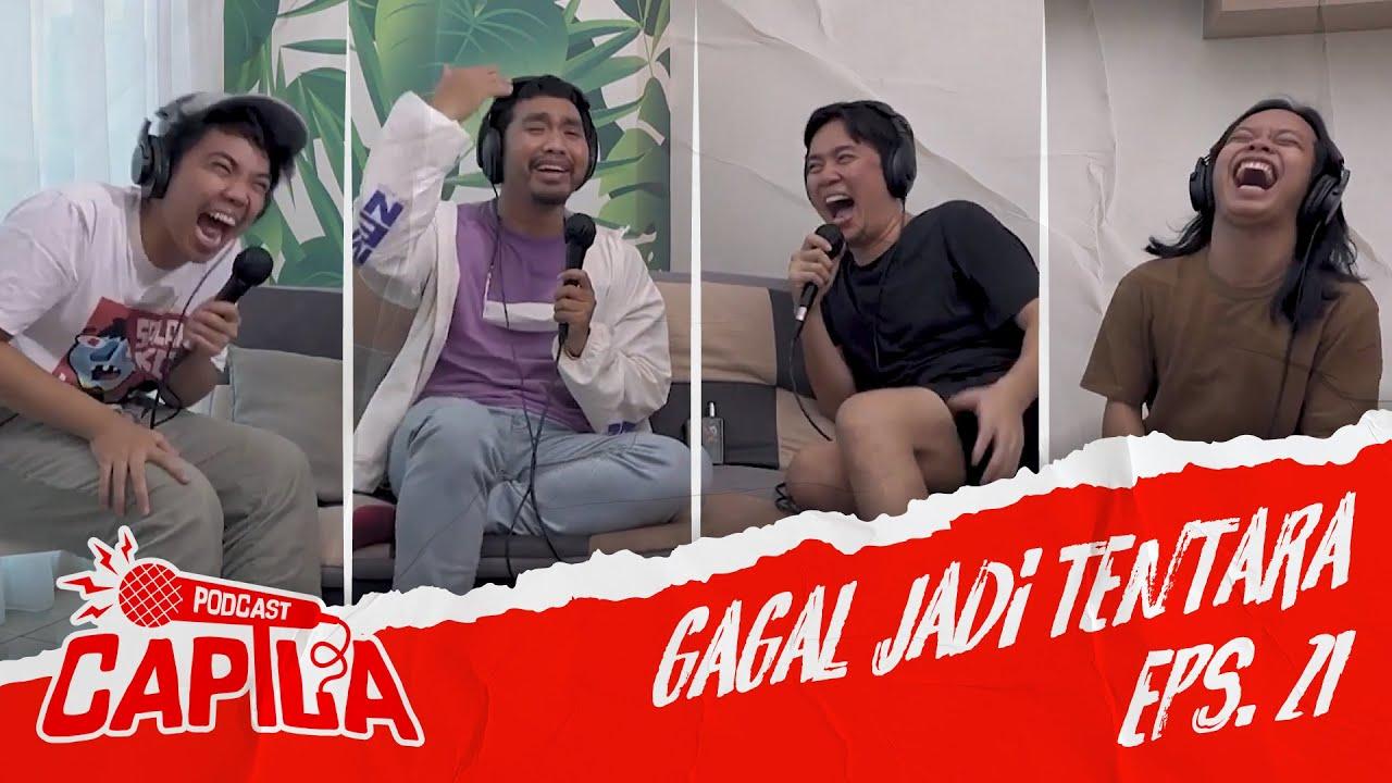 Download DARI EXTRAS JADI CASTING DIRECTOR | PODCAST CAPILA EPS. 21