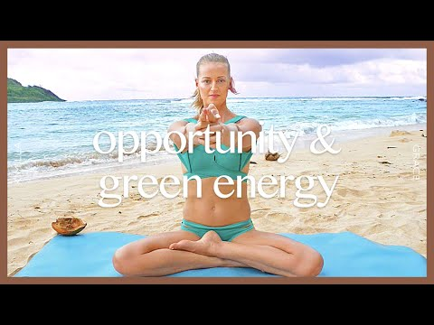Kundalini Yoga: Opportunity & Green Energy Set, for the Law of Attraction | KIMILLA