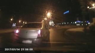 Авария под кантемировским мостом, на выборгской набережной