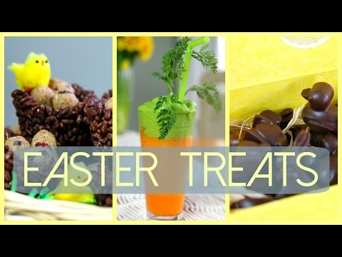 3 Easy Easter Treats | #NiomisEasterTreats