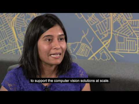 Amazon Devices Computer Vision: Meet Manika