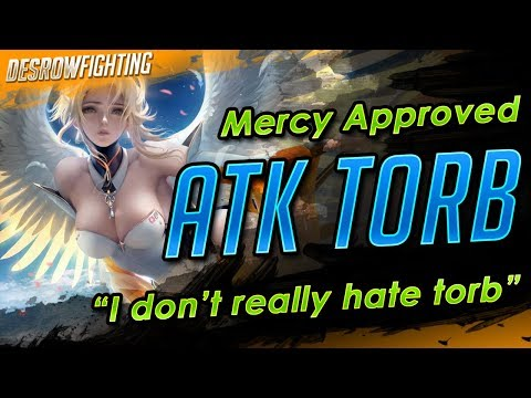 "Attack Torb Anubis - Mercy main ""Torb is fine I don't really hate him"""