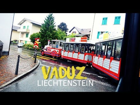 Vaduz Liechtenstein | Europe tour | Part 2 |