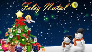 We wish You a merry christmas and Happy New Year - Xmas tree with flash animation