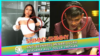 "Download lagu ""Shimmy"" - Andi Bernadee Menari Berpelukan dengan Wanita Misteri"