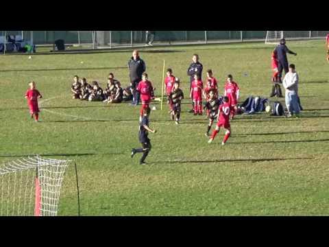 (29/05/2016) Bonnyrigg vs Sydney United (U9 Game 1)