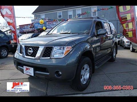 2005 Nissan Pathfinder Se 4wd Youtube