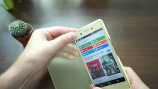 видео Чехол для Sony Xperia X / Xperia X Dual