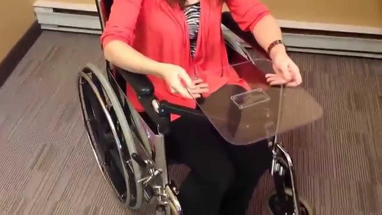 Best Wheelchair Tray