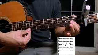 Baixar O Sol - Vitor Kley Aula Solo Violão (como tocar)