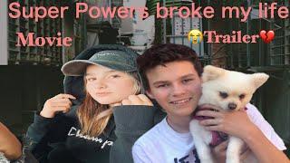 Movie😭super powers broke my life💔trailer