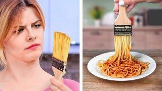 18 DIY De Pegadinhas Engraçadas / Pegadinhas Comestíveis!