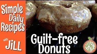 Get Your Guilt-free Vegan Doughnuts Here!