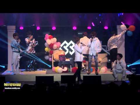 BTOB 2015 1st Concert In Japan - The Secret Diary DISC 1