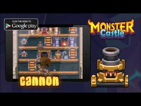 Monster Castle Google Pre-registration