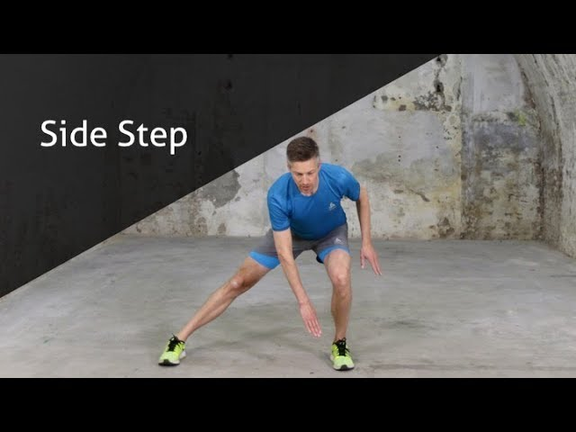 Side Step - hoe voer ik deze oefening goed uit?