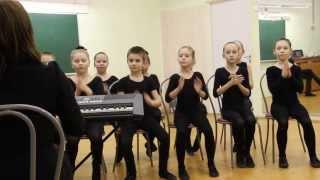 Данил Круглов. Открытый урок по вокалу. Декабрь 2013