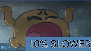 (10% SLOWER AND BETTER EXTENDED)The Amazing World of Gumball - Without You - The Matchmaker