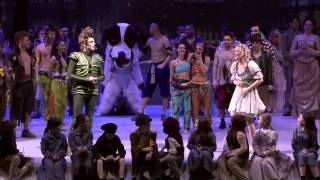 Peter Pan marriage proposal at SSE Hydro in Glasgow thumbnail