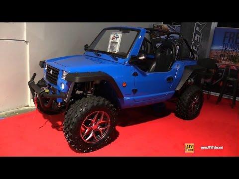2017 Oreion Reeper Side by Side ATV - Walkaround - 2016 SEMA Las Vegas